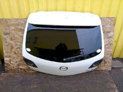 Дверь 5-я (дверь багажника) Mazda Axela