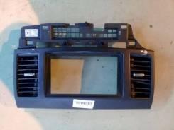 Рамка магнитолы Mitsubishi Galant Fortis