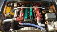 Свап комплект: двигатель 1 jz-gte tt +коробка: r154 полный кит