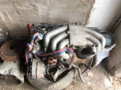 Двигатель M20B20 на BMW 520 (E34) с коробкой