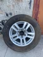 Запасное колесо prado
