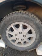 Комплект колес Тойота Виста 185/70/14 ,5*114,3