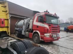 Scania. Илосос скания, 11 762куб. см.