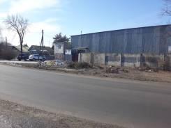 Ангар с участком земли. Улица Лазо 156, р-н Лазо-Северная, 1 100,0кв.м.