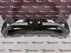 Бампер передний Toyota Land Cruiser (J200) 2015-н/в новый чёрный.