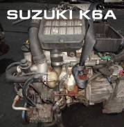 Двигатель Suzuki K6A | Установка Гарантия Кредит