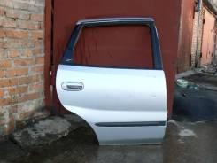 Дверь боковая Nissan Tino PV10, QG18DE