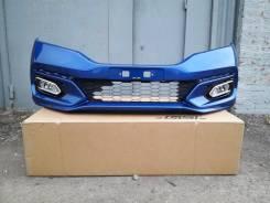 Бампер Honda FIT GK4, GK3, GK5, GK6, GP5, GP6, GG7 передний