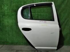 Дверь боковая Toyota Vitz P1# задняя правая
