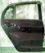 Дверь боковая Toyota Vitz P9# задняя правая