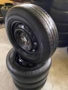 Комплект колёс Bridgestone 185/70 R14, 5*100 Toyota