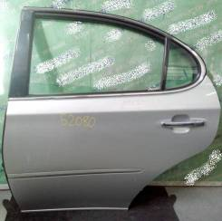 Дверь боковая Toyota Windom V30 задняя левая