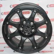 """Sakura Wheels. 9.0x17"""", 5x127.00, ET-12"""