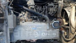 Продам двигатель FB4JCA hino ranger