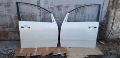 Дверь перед голая L, R с распила Toyota Ipsum ACM21W цв 042 ц за 1шт