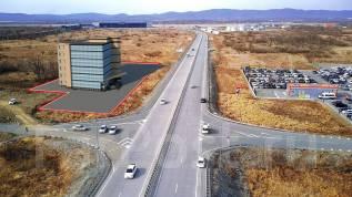 Участок в аэропорту под гостиницу/выставочный центр и т. д. |Рассрочка|. 4 000кв.м., собственность, электричество
