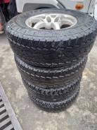 Комплект летних колес на литье. Без пр. по РФ 265 70 R16 V78W