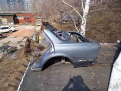 Продам крыло заднее левое Toyota Cresta gx81 серое с дефектом