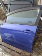 Дверь передняя левая Toyota Ractis NCP120