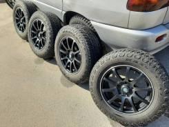 Продам практически новые колёса, стояли на Хонде ЦРВ. 205/70R15