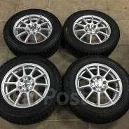 Колеса Monaray smart sport R15 5x100 резина Toyo