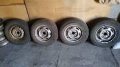 Колеса Б/У на Ладу Гранту со штампованными дисками