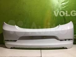 Бампер задний Hyundai Solaris хэтчбэк 866114L700