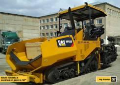 Caterpillar AP655F. Гусеничный асфальтоукладчик Cat AP655F от офиц. дилера во Владивостоке