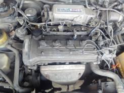 Двигатель Toyota Cynos EL44 5E-FE 1.5л.