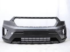 Бампер Hyundai Creta передний