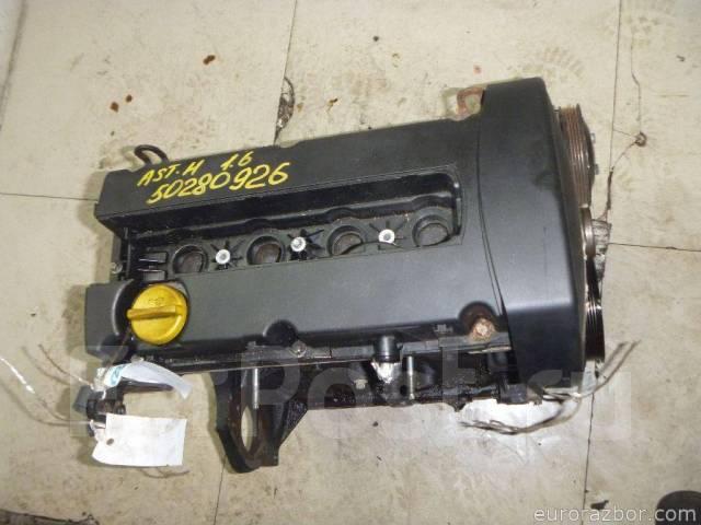 Контрактный двигатель Opel