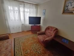 3-комнатная, улица Комсомольская (п. Южно-Морской) 10. Южно-морской, частное лицо, 63,0кв.м. Вид из окна днем