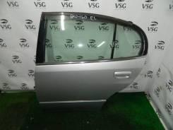 Дверь задняя левая Toyota Aristo JZS161 JZS160 цвет 199 |VSG|