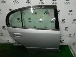 Дверь задняя правая Toyota Aristo JZS161 JZS160 цвет 199 |VSG|
