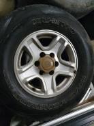 Отличный комплект колес прадо 265/70 R16