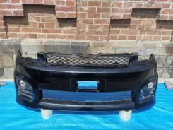 Бампер передний на Toyota Voxy 2012 на комплектацию Z, ZC.
