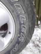 Продам комплект колес диски в отличном состоянии резина 30 % износ
