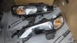 Фары Honda Accord CF3, CF4, CF5, CF6 Xenon 7637 Черные!