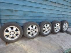 Комплект колес Toyota R16 215/60/16 (5 штук)