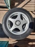 Jawa литые диски, вместе с японской зимней резиной Dunlop 175/65R14