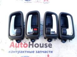 Ручка двери внешняя (шт. ) Рестайлинг Toyota Caldina [69206-22080-C0], левая передняя