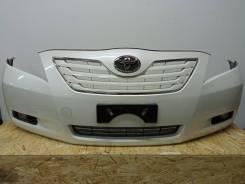 Бампер передний в сборе Toyota Camry, ACV45. Цвет 070.