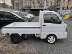Suzuki Carry. 4WD, 660куб. см., 350кг., 4x4