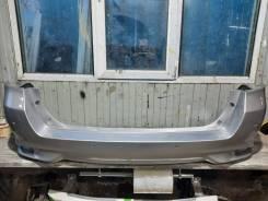 Задний бампер на Toyota Corolla Fielder NZE161, NKE165