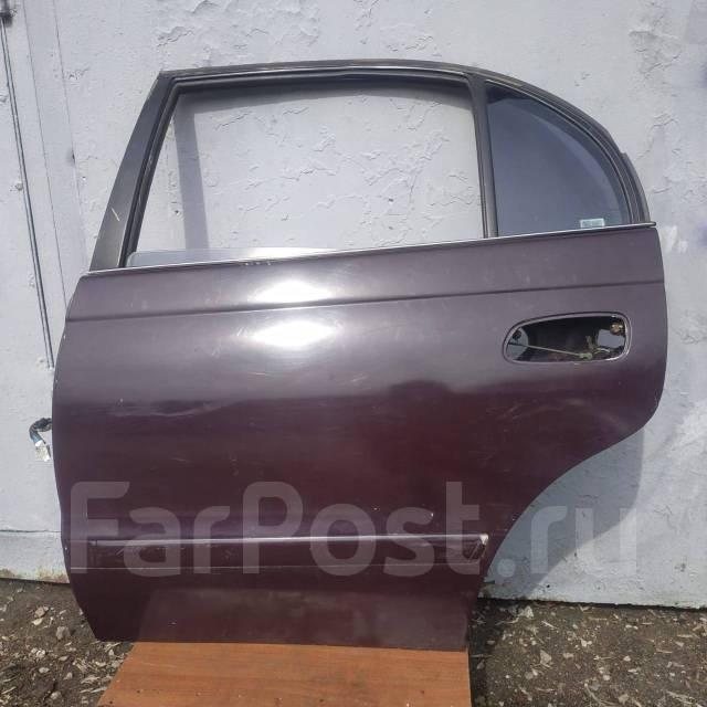 Дверь задняя левая Toyota T190 (седан)