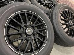 A-Tech Schneider R14 4*100 5.5j et38 + 185/65R14 Bridgestone playz px