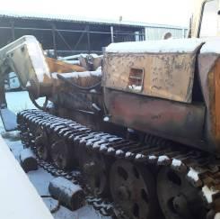ОТЗ ТДТ-55А. ТДТ-55А (челюстной погрузчик)