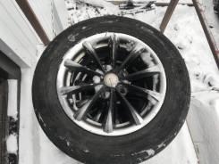 Комплект колес 5/114,3 Dunlop 195/65/15