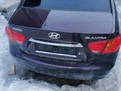 Бампер задний Hyundai Elantra HD 2006-2011