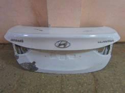 Крышка багажника Hyundai Elantra (MD/UD) 2010-2016 [692003X120] 692003X120